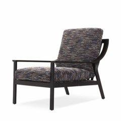 """慕容--""""Modica莫迪卡""""休闲椅系列头层牛皮、高密度海绵、橡木实木框架奢华别墅欧式 复古客厅家具图片"""