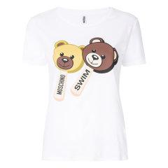 MOSCHINO/莫斯奇诺 女士小熊短袖T恤 三色可选 A19062613图片