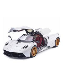 帕加尼风神原厂精品1:18合金仿真汽车模型收藏摆件工艺礼品图片
