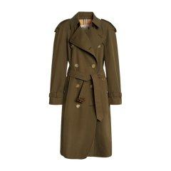 BURBERRY/博柏利 19春夏 女士威斯敏斯特版型双排扣常规款Heritage Trench风衣大衣图片
