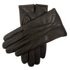 Dents/Aviemore 手工缝制男士直毛羊皮手套 保暖透气图片