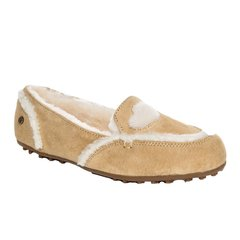 Ozwear ugg/Ozwear ugg 女士平底单鞋  秋冬新款 心心相印羊毛乐福鞋    399图片