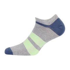 【断码】GATTA/GATTA 波兰原装进口男士浅口条纹短袜 船袜袜子图片
