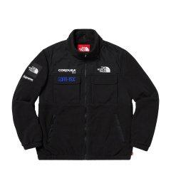 Supreme 18FW TNF Expedition Fleece Jacket摇粒绒夹克外套图片