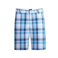 GANT/甘特 2017新品男士格纹棉质休闲短裤时尚男士短裤 21670图片