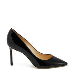 【精选】 19年春夏 JIMMY CHOO 红色 女士 高跟鞋 R0MY85PAT 女士单鞋图片