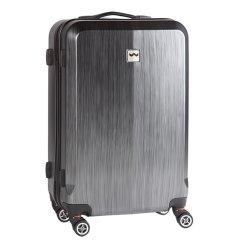 WAAGE/WAAGE高速公路系列 2019新款PC/ABS中性款式20寸/24寸/28寸钻石纹八轮减震拉杆箱托运箱行李箱图片