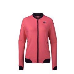 KAPPA/卡帕女款运动卫衣 休闲外套上衣运动服 服装 K0762WK10D-001 -576 -990图片