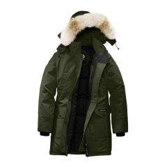 CANADA GOOSE/加拿大鹅 18秋冬服装 女士鸭绒收腰剪裁时尚TRILLIUM派克大衣图片