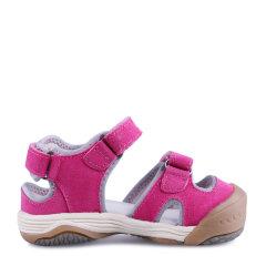 Eurobimbi欧洲宝贝包头防踢机能凉鞋适合2-8岁EB1602J027图片
