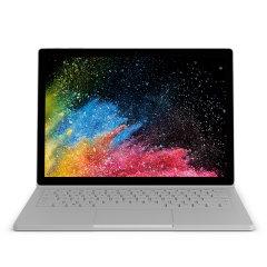 Microsoft/微软 Surface Book 2 二合一平板电脑笔记本 2代新品 13.5英寸(Intel i5 i7 8G 16G内存 256G 512G 1TB存储 可选)银色图片