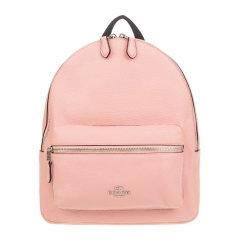 COACH/蔻驰 女士牛皮中号纯色手提包双肩包背包女包 F30550 多色可选图片