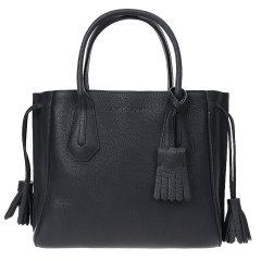 Longchamp/珑骧女士牛皮革小号手提包1294843001图片