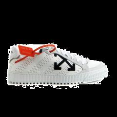 OFF-WHITE/OFF-WHITE  男鞋 OW男士休闲运动鞋板鞋 OMIA112R图片