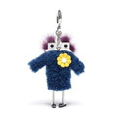 FENDI/芬迪 女士人造革钥匙扣挂饰吊饰 7AR626 A0ZY图片