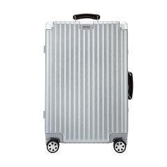 ELLE/ELLE 儒雅系列 PC/ABS 铝框中性款式拉杆箱ELDL1014图片
