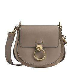 【包税】CHLOE/克洛伊   TESS系列 女士其它小牛皮磁性锁扣手提包单肩斜挎包图片