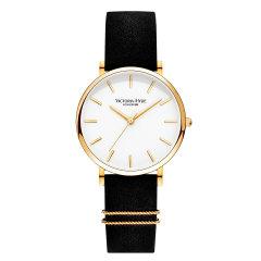 【每满2000返500】VICTORIA HYDE/维多利亚·海德 时尚石英表磨砂表带防水VH小众手表图片