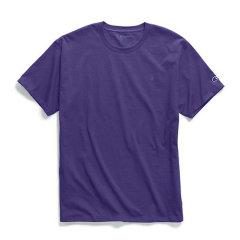 Champion/冠军 美版宽松小C标双标经典 纯色 女生 男士 运动  短袖 T恤图片