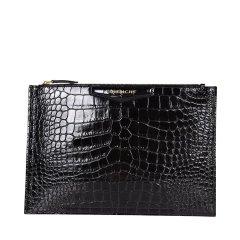 纪梵希/Givenchy 19年秋冬 中号 钱包 女性 信封包 鳄鱼纹 手拿包 BB609CB0LK001图片