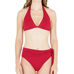 JOG/JOG 19新品女士吊带深V露背优雅分体泳衣泳装女士泳衣图片