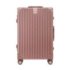 ELLE/ELLE 竖条纹  PC/ABS 女士,男士 拉杆箱行李箱ERMDL1015图片