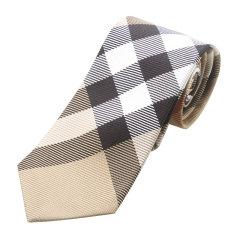 BURBERRY/博柏利 男士格纹领结/领带 3979212