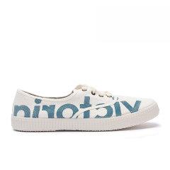Victoria维多利亚 新款西班牙印花 帆布鞋 女士休闲运动 布鞋天然橡胶1066127图片