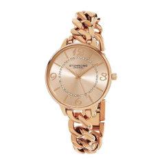 【每满2000返500】Stührling/施图霖 石英机芯链式手表 简约时尚超薄女士手表  588图片