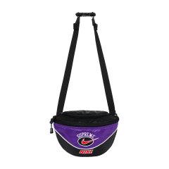 【Supreme X NIKE联名款】Supreme 19SS Nike Shoulder Bag 耐克联名防水尼龙运动挎包腰包图片