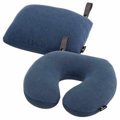 【赠品请勿下单】Eagle Creek/逸客 多功能U型颈枕办公室旅行护颈枕靠垫[材质:尼龙,适用人群:中性款式]图片