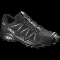SALOMON/萨洛蒙 男款越野跑鞋 户外轻便越野跑鞋 SPEEDCROSS 4图片