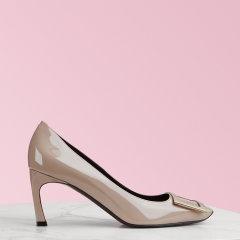 RogerVivier/罗杰·维维亚女士高跟鞋 女鞋BelleVivierTrompette喇叭跟漆皮单鞋 高跟鞋图片