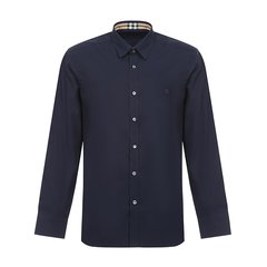 BURBERRY/博柏利  19秋冬 棉质纯色男士长袖衬衫#8003073图片