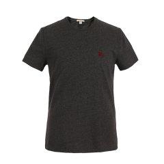 BURBERRY/博柏利 经典款男士纯色棉质圆领短袖T恤 3929633图片