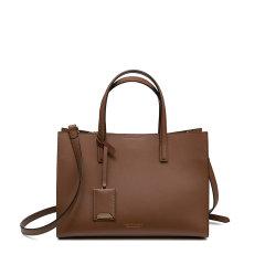 VANESSA HOGAN/VANESSA HOGAN VH女士通勤包大容量牛皮革托特袋手提包图片
