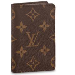【包税】Louis Vuitton/路易威登  男士男包 手拿零钱卡包 短款钱包图片