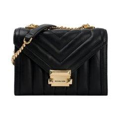 包税迈克高仕MICHAEL KORS女士包袋超美Whitney复古翻盖单肩斜挎包 30F8GXIL1T图片