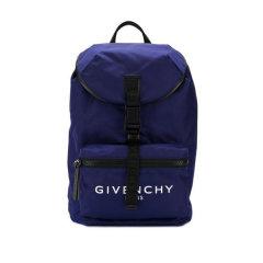 纪梵希/Givenchy 19年春夏 G字 logo 搭扣 拉链 通勤   男性 字母 百搭 背包 双肩包 BK500MK0B5_004图片