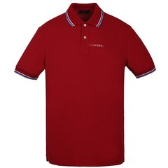 PRADA/普拉达  男士棉质翻领字母装饰休闲商务短袖POLO衫(预售一周左右发货)图片