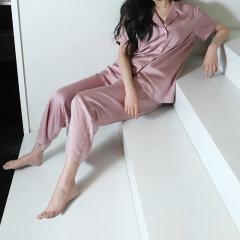 GeleiStory/GeleiStory天丝系列家居服杰奎琳短袖长裤 店铺特惠图片