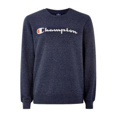 【包邮包税】Champion/Champion 19春夏  男士棉质logo印花时尚休闲长袖T恤运动卫衣图片