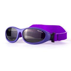 idolEYES/澳大利亚老牌专业婴童UV400防紫外线太阳镜0-5岁头带款IE88BW图片