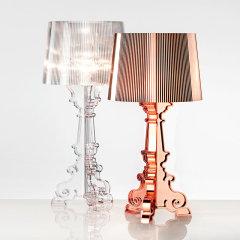 Kartell卡迪尔巴洛克鬼影台灯卧室护眼灯创意台灯可调节高度阅读灯BOURGIE图片