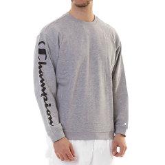 【包邮包税】Champion/Champion 19春夏 男士棉质LOGO标识长袖圆领套头衫卫衣图片