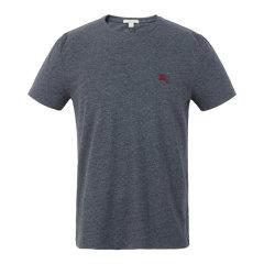 BURBERRY/博柏利 【吴亦凡同款】男士纯棉圆领短袖T恤图片