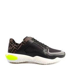 芬迪/FENDI 19年秋冬 跑步鞋 男性 健身鞋 FF LOGO 休闲运动鞋 7E1237A7M7F16OF图片