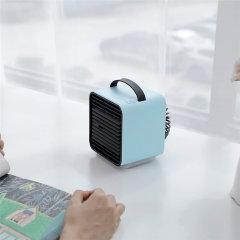 负离子空调风扇多功能空气净化冷风机便携式迷你图片