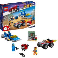 LEGO/乐高  大电影Movie系列  艾米特和本尼的建造和修理工作室  70821图片