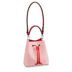 预订款2-3周发货Louis Vuitton/路易威登  女士经典款NEONOE水波纹BB号水桶包单肩包 三色可选 M52853图片